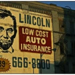 auto insurance ad photo by Seth Anderson