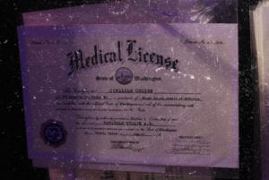 West Virginia medical malpractice lawyer posts suspected doctor gives up license