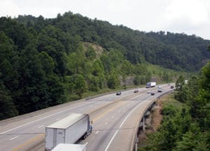 West Virginia truck accident lawyer posts WV Turnpike reopens after 15 auto accidents