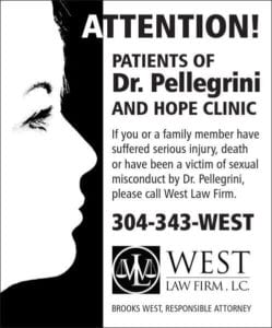 John H Pellegrini and Hope Clinic face lawsuits with claims from patients that they were sexually abused and harassed by Pellegrini
