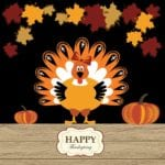 Happy Thanksgiving Turkey From West Law Firm