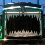 Safely Sharing West Virginia Roads with Big Trucks, Tractor Trailers & Buses