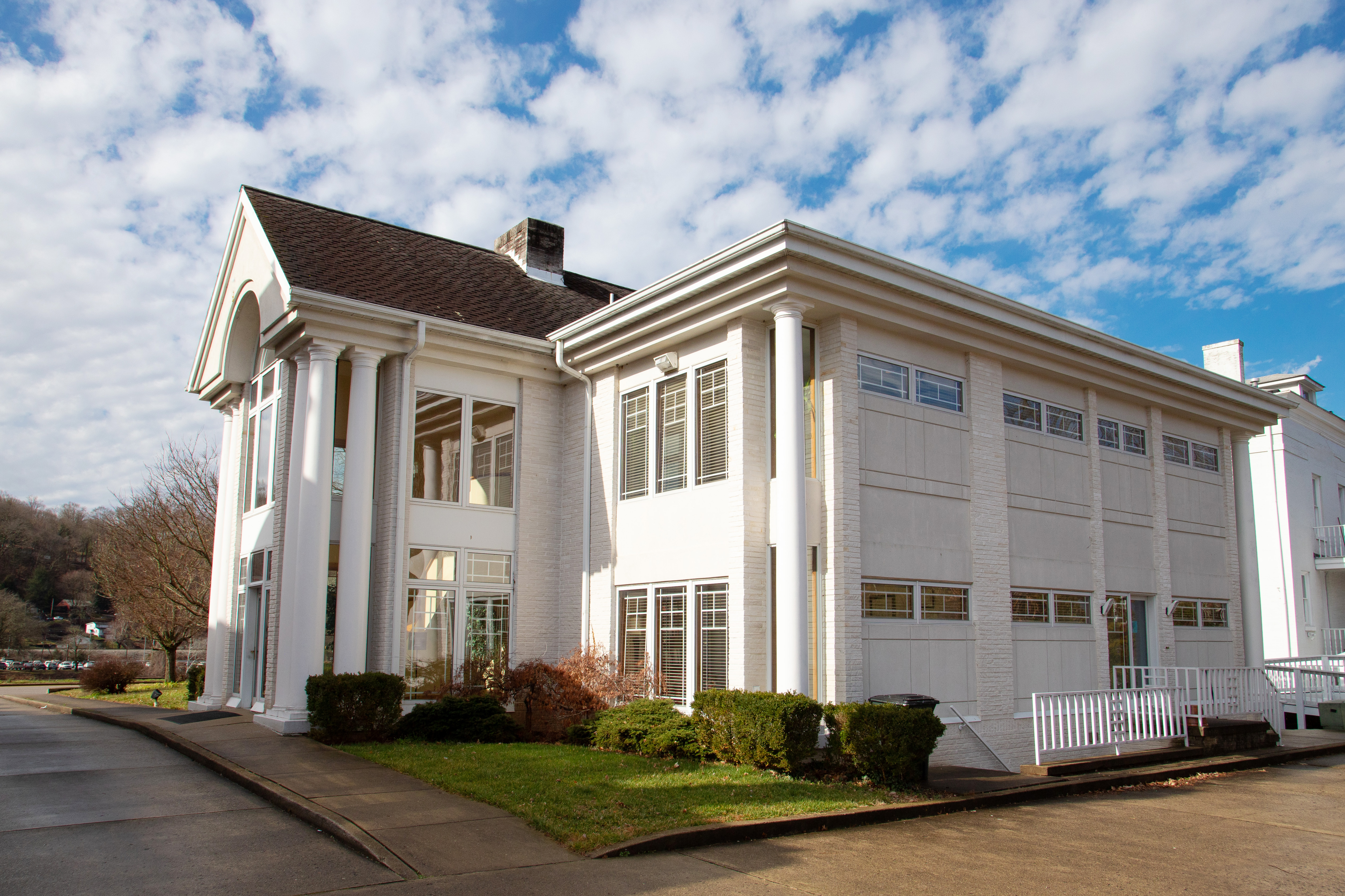 West Law Firm's Office in Charleston, WV: Personal Injury Lawyers